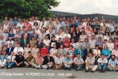 Docenten 1993