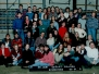 Groepsfoto\'s reunie 2003